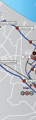 Amber Expo Półmaraton - utrudnienia w ruchu i zmiany w kursowaniu komunikacji miejskiej