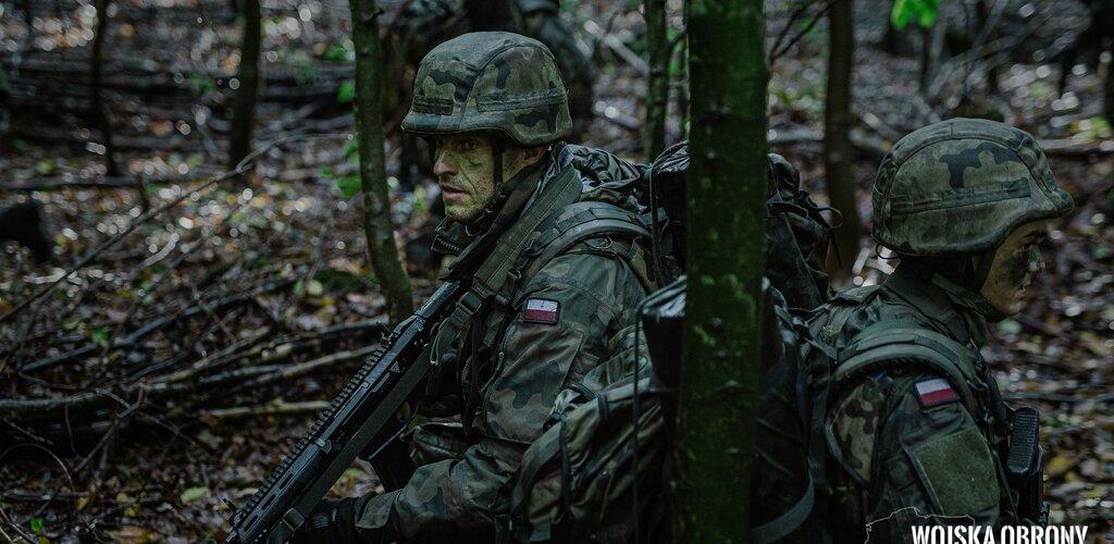 8 tysięcy żołnierzy WOT na szkoleniach