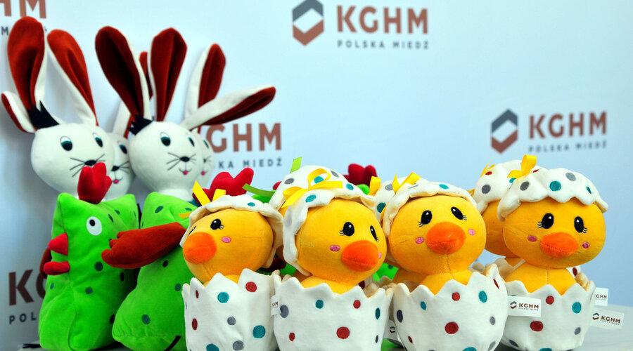 Dziecięce talenty w KGHM