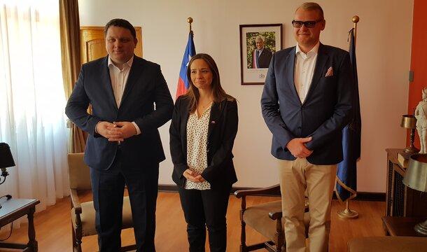 Chile docenia inwestycje KGHM