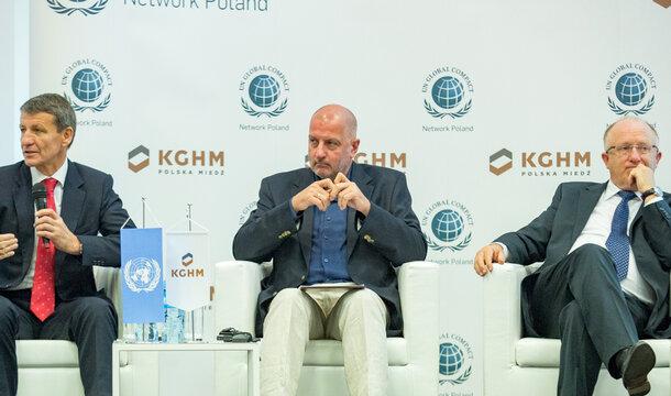 KGHM rozwija współpracę na rzecz innowacyjności