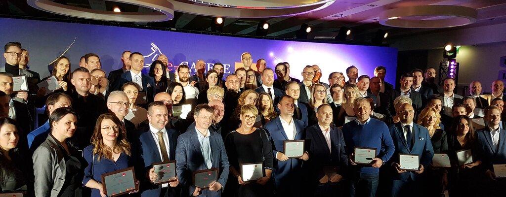 Poczta Polska i Mastercard partnerami e-handlu. Najlepsi na polskim rynku nagrodzeni