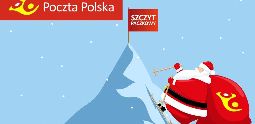 Poczta Polska: rekordowy szczyt przedświąteczny zaczął się już w listopadzie