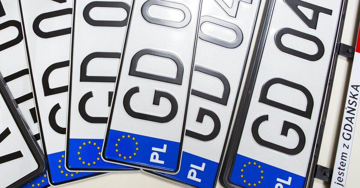 Rejestracja pojazdu w terminie albo wysokie kary pieniężne