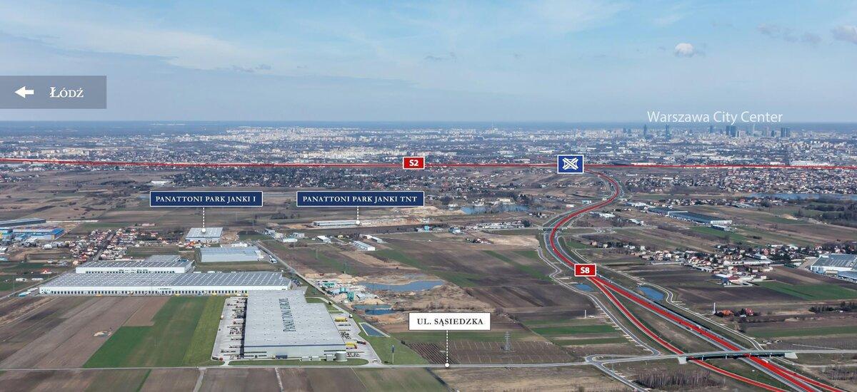 FM Logistic rozwija działalność w podwarszawskich Jankach