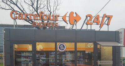 Carrefour otwiera w Warszawie innowacyjny sklep samoobsługowy w formacie convenience