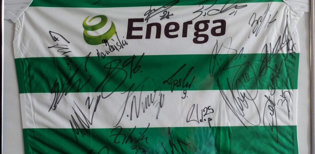 Energa przedłużyła umowę z Lechią Gdańsk