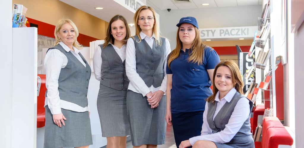 Poczta Polska nagrodzona za zarządzanie kapitałem ludzkim