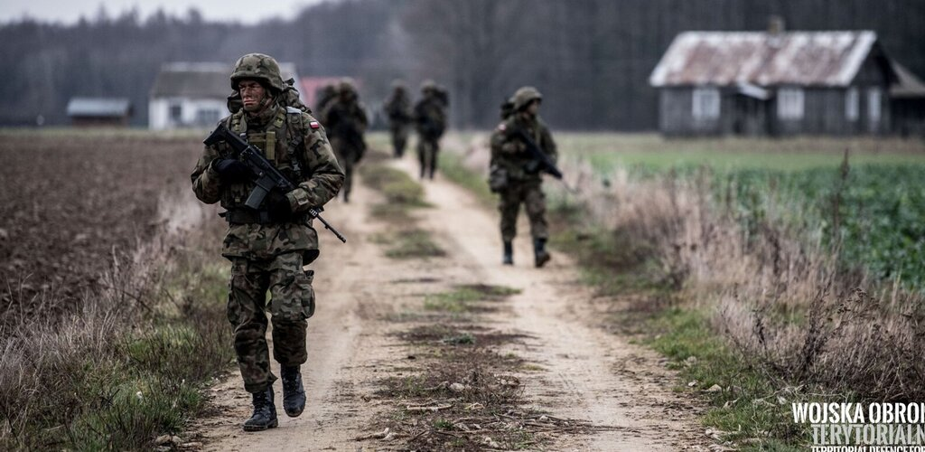 Terytorialność to fundament Wojsk Obrony Terytorialnej