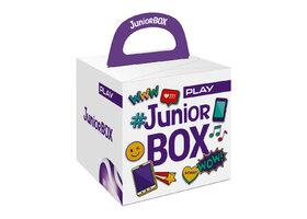 JUNIOR BOX - idealny prezent na Święta!