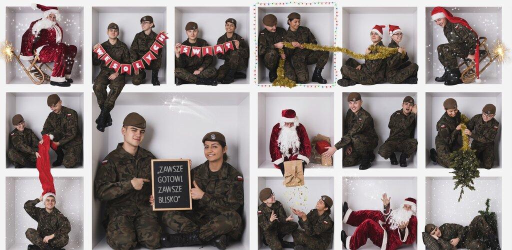 Życzenia Bożonarodzeniowe Dowódcy WOT