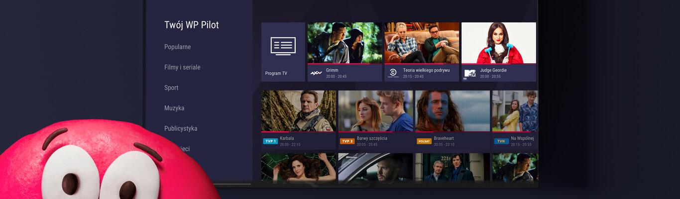 WP Pilot z nową aplikacją Android TV