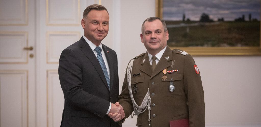 Generał Kukuła odebrał ponowną nominację na stanowisko Dowódcy WOT