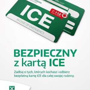 BEZPIECZNY Z KARTĄ ICE OD CONCORDII
