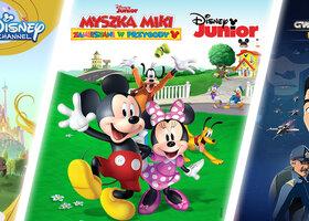 Disney na ferie w otwartym oknie w PLAY NOW