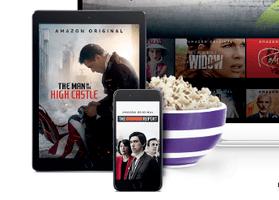 Promocyjna oferta Amazon Prime Video i Play