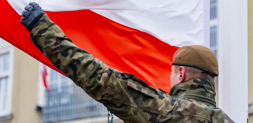 W Kutnie zaprzysiężono żołnierzy łódzkiej brygady OT