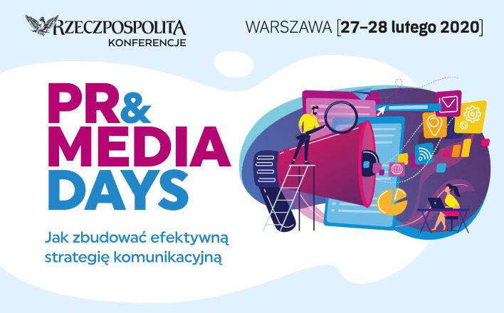 PR & MEDIA DAYS - Jak zbudować efektywną strategię komunikacyjną?