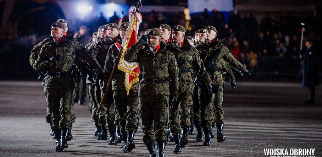 Sztandar 12 Wielkopolskiej Brygady OT - opis