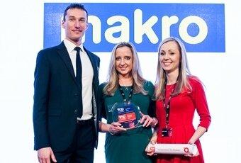 MAKRO Polska po raz trzeci z tytułem TOP Employer 2020