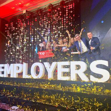 Provident Polska po raz ósmy z tytułem Top Employer!