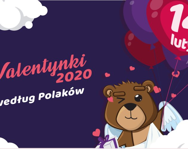 Walentynki 2020 w opinii Polaków. Wyniki badania