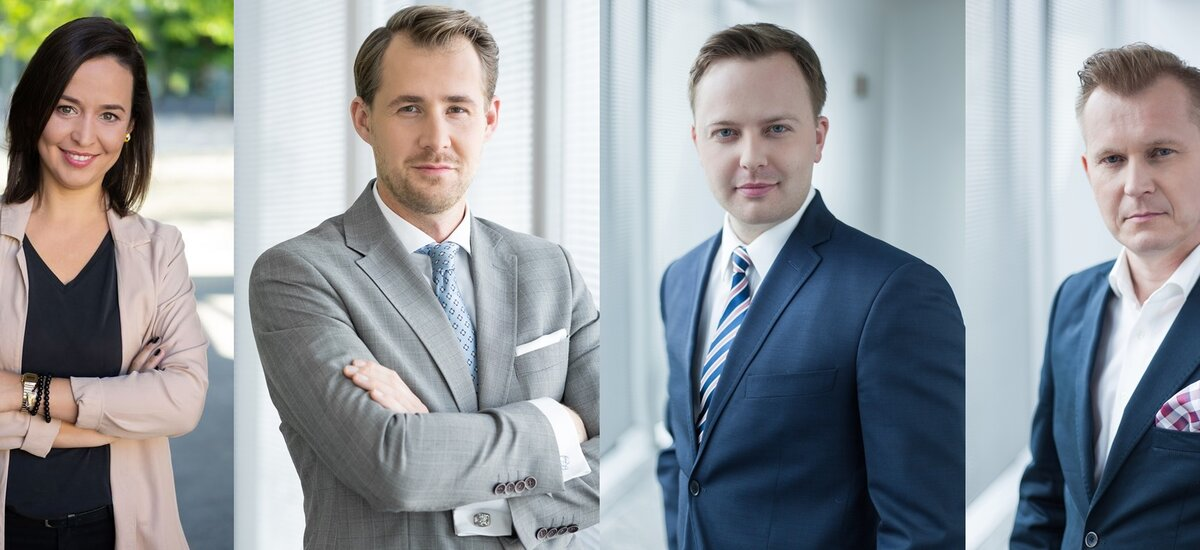 Cushman & Wakefield Poland appoints four regional heads