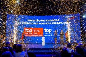 Perfetti van Melle z tytułem Top Employer Polska 2020