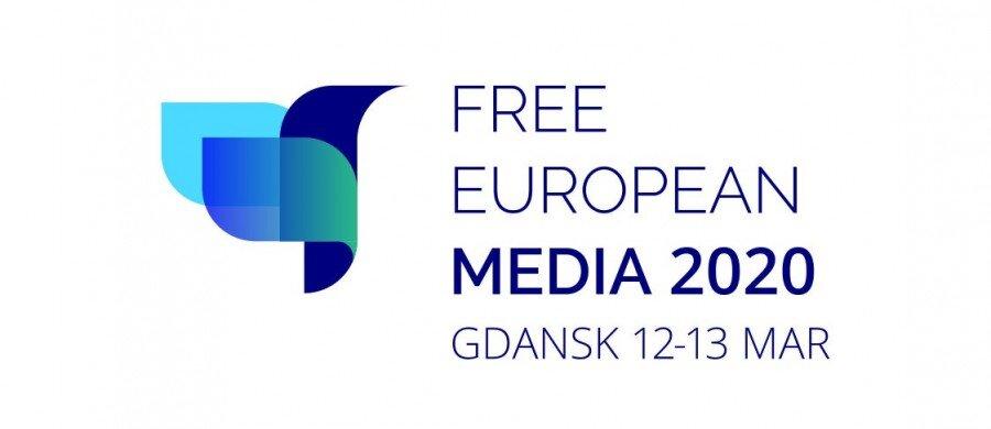 Free European Media 2020 w marcu w Gdańsku