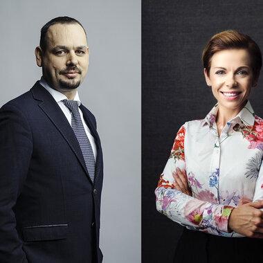 Mikołaj Wójcik dołącza do Provident Polska. Karolina Łuczak obejmuje funkcję rzecznika prasowego firmy