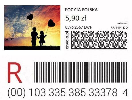 Poczta Polska: 2,4 mln znaczków pocztowych kupiono w 2019 roku na envelo.pl