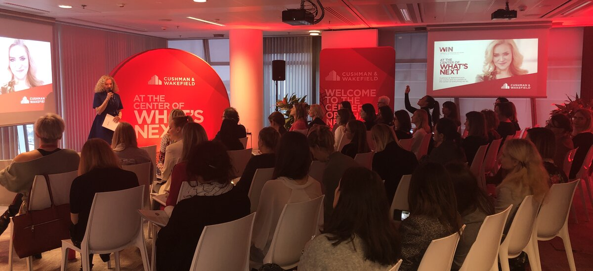 Polish edition of Women's Integrated Network  at Cushman & Wakefield