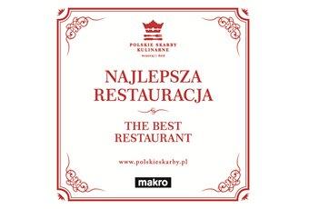 Zagłosuj na najlepszą restaurację programu Polskie Skarby Kulinarne