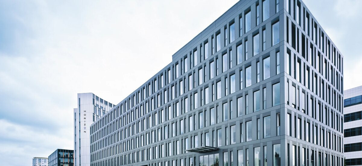 Mokotów's most iconic office building gets a fresh makeover