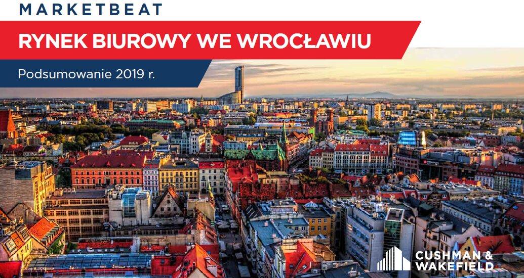 Stabilizacja podaży na wrocławskim rynku powierzchni biurowych