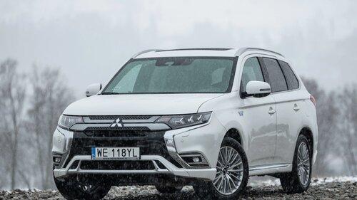 Mitsubishi Outlander PHEV 2020 już w polskiej ofercie