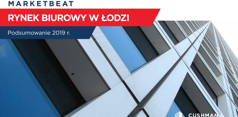Potencjał biurowy Łodzi rośnie z roku na rok