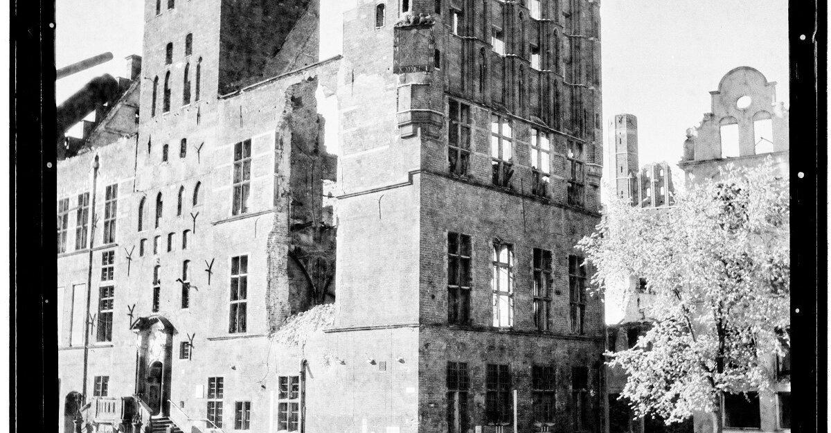 50-lat działalności Muzeum Gdańska. Jego początki były…