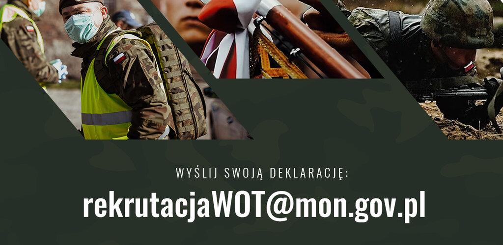 Chcesz zostać Terytorialsem – wyślij deklarację!