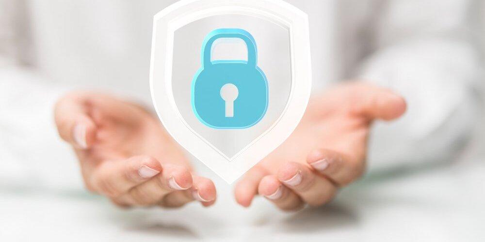 Wysokie standarty bezpieczeństwa informacji