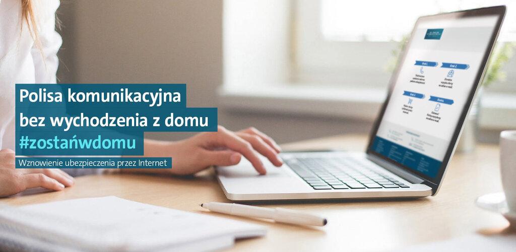 VWFS zachęca do przedłużania polis komunikacyjnych przez Internet