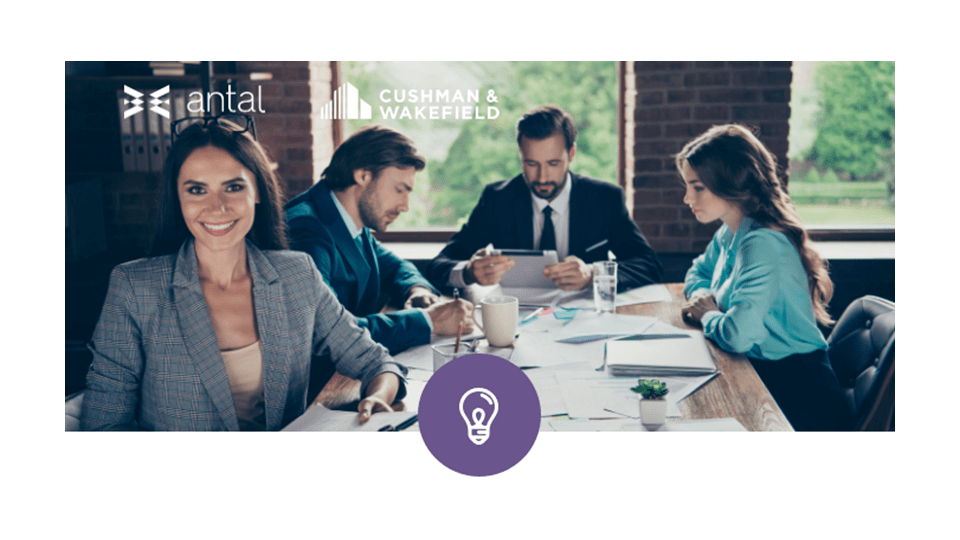 Antal wraz z Cushman & Wakefield wprowadza nową usługę badawczą – Employee Communication Pulse