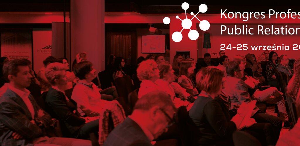XX Kongres Profesjonalistów Public Relations: symboliczne e-otwarcie już w czwartek