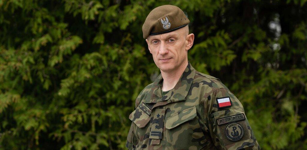 płk Mieczysław GURGIELEWICZ nowym Dowódcą 5 Mazowieckiej Brygady OT