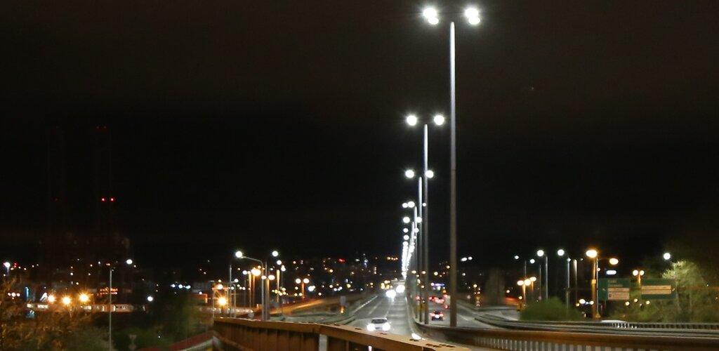 Oświetlenie poprawia bezpieczeństwo