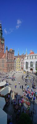 Muzeum Gdańska otwiera się z dniem 12 maja br.