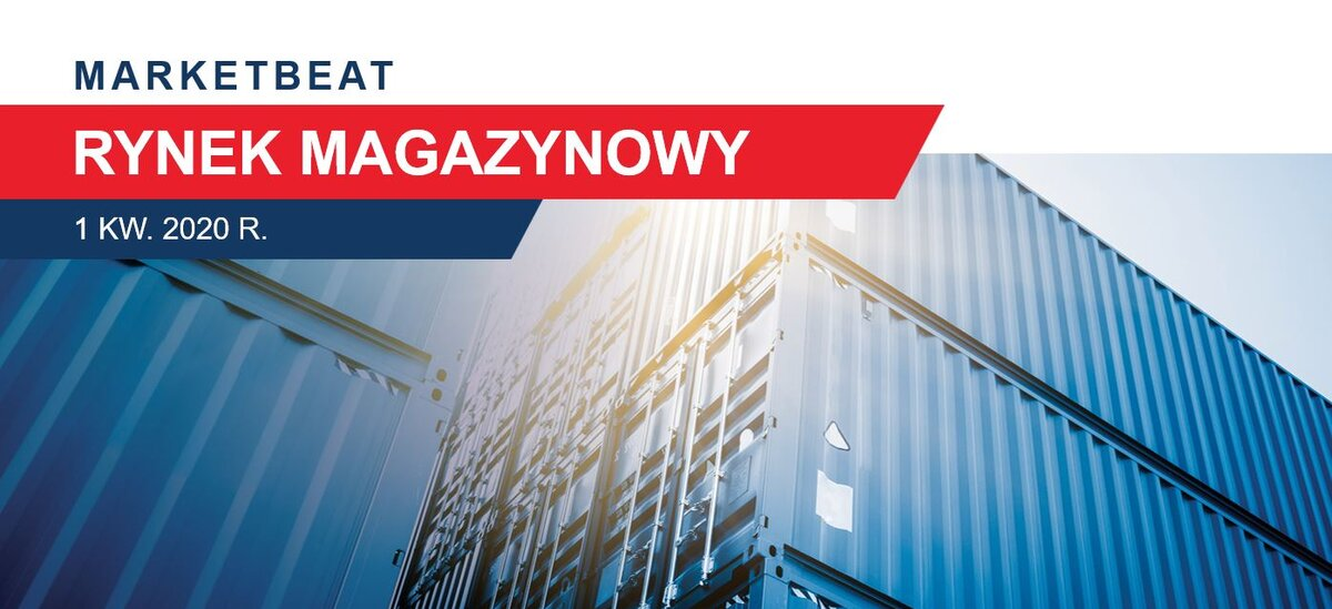 Cushman & Wakefield presents a summary of Q1 2020 on the industrial market