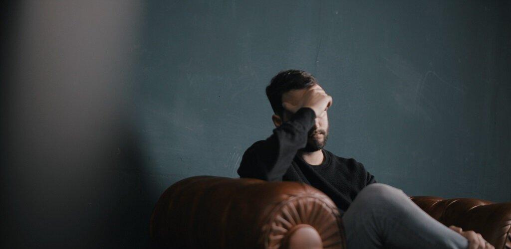 Poziom stresu w koronawirusie jak przy rozwodzie