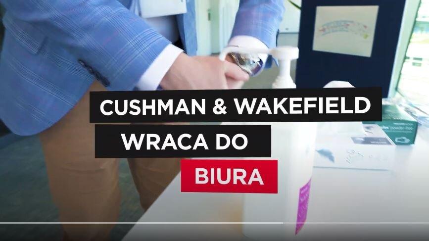 Cushman & Wakefield wraca do biura dzięki koncepcji Six Feet Office