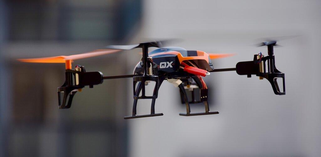 Czy jesteśmy przygotowani na niebo pełne dronów?